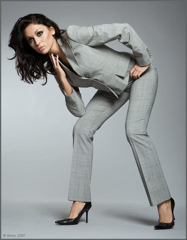 Michaela goes Fashion