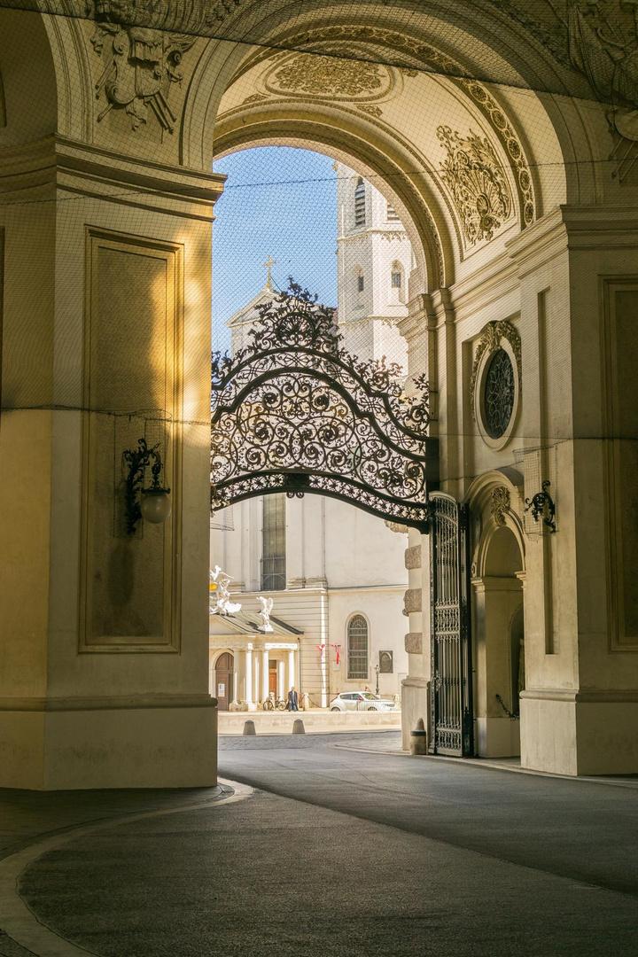 Michaelertor Wien