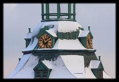 Michaeliskirche Ausschnitt Turm