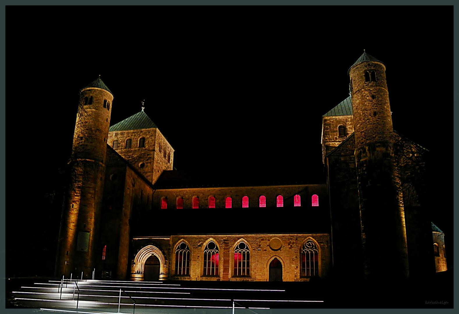 Michaeliskirche in Hildesheim