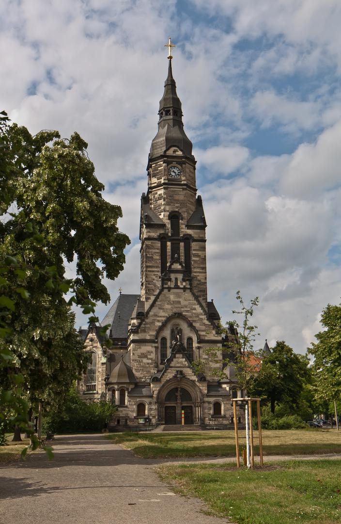 Michaeliskirche in Leipzig