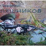Michail Timofejewitsch Kalaschnikow