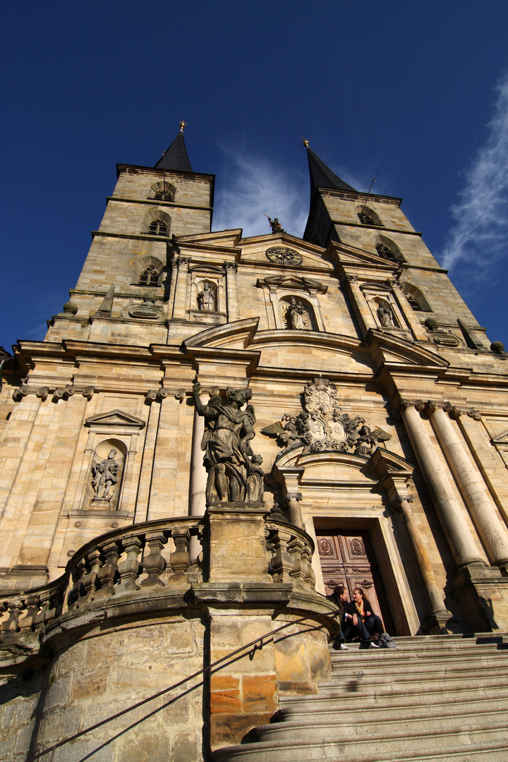 Michealskirche in Bamberg
