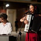 """Michela Atzeni, """"Donne senza paradiso"""" La fisarmonicista."""