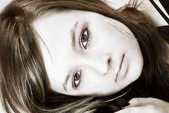 Michèle´s Augen