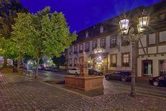 Michelstadt die Gaststätte der drei Riesen