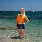 Michi im Mittelmeer 3