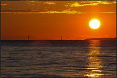 Michigan | sunset |