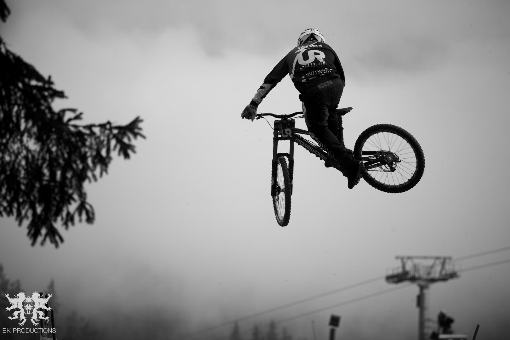 Mick Hannah | World Champs Leogang 2012