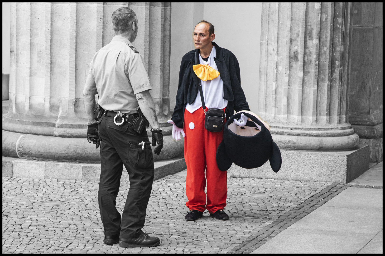 Mickey Mouse (Nr. 4) - Wut