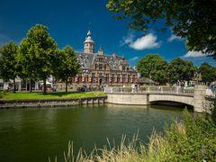 Middelburg - de Kloeveniersdoelen