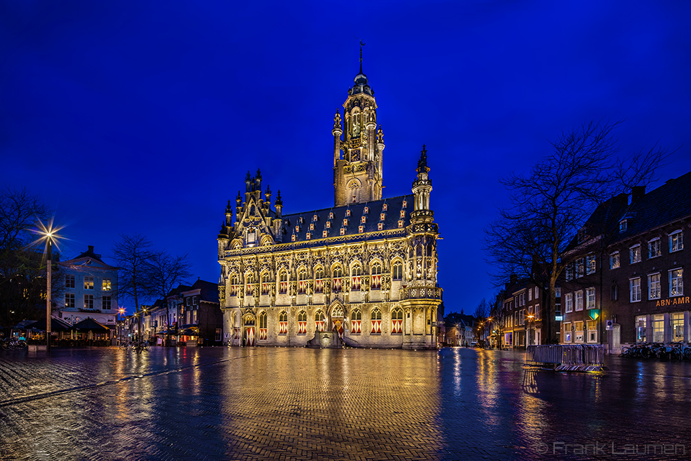 Middelburg / NL - Stadhuis