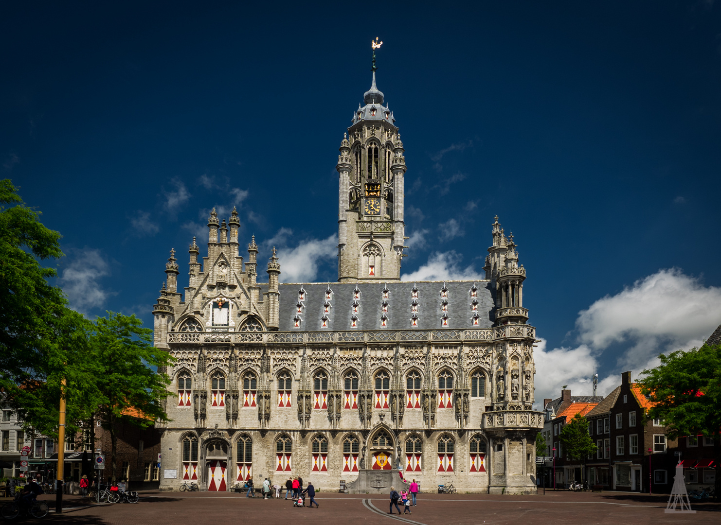 Middelburg - Stadhuis