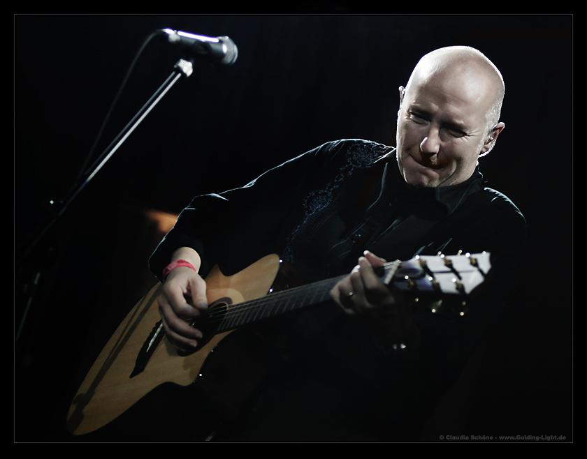 Midge Ure [Ex-Ultravox] (Konzertfoto)