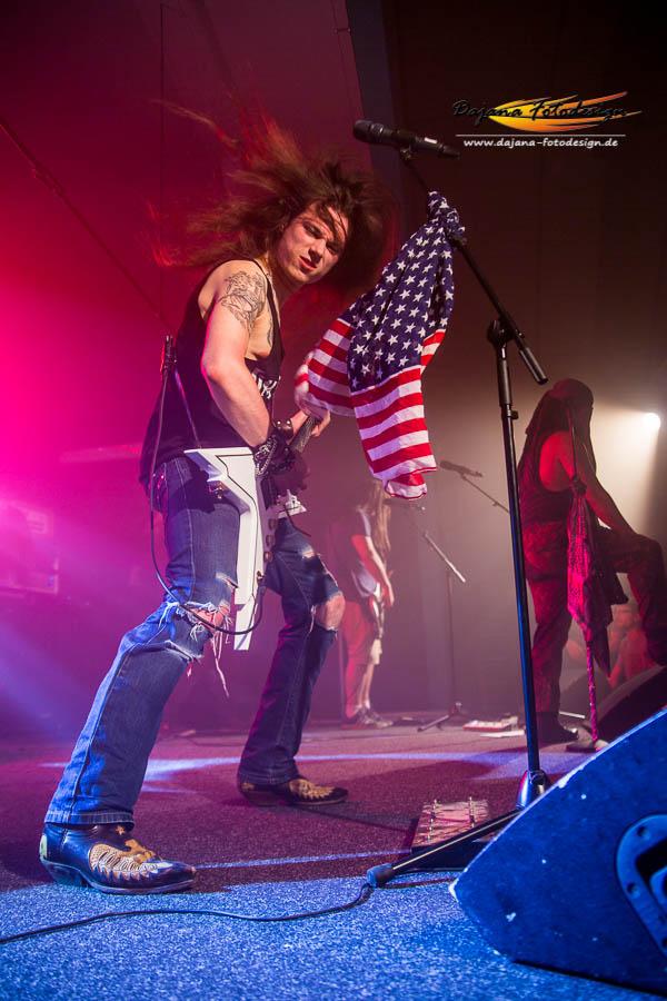 Midnight Riot aus Apolda - live