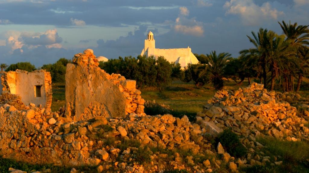 Midoun, Fadlouhn Moschee