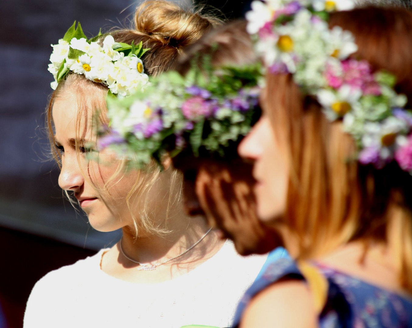 Midsommar in Oestra Ed