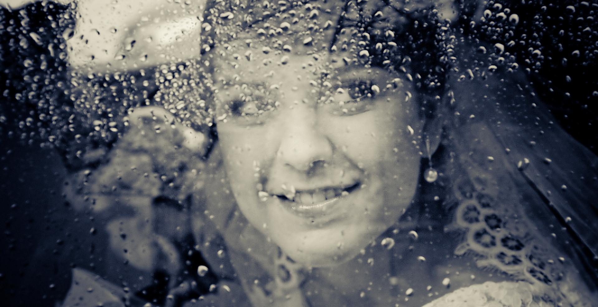Mientras llovía