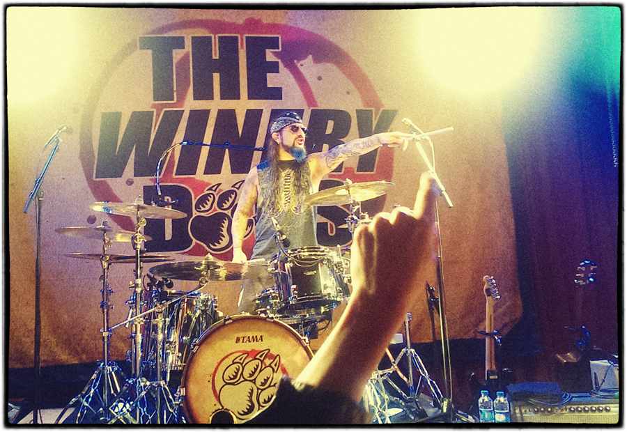 Mike Portnoy - The Winery Dogs