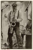 Mike Saxophonist der Klüngelköpp