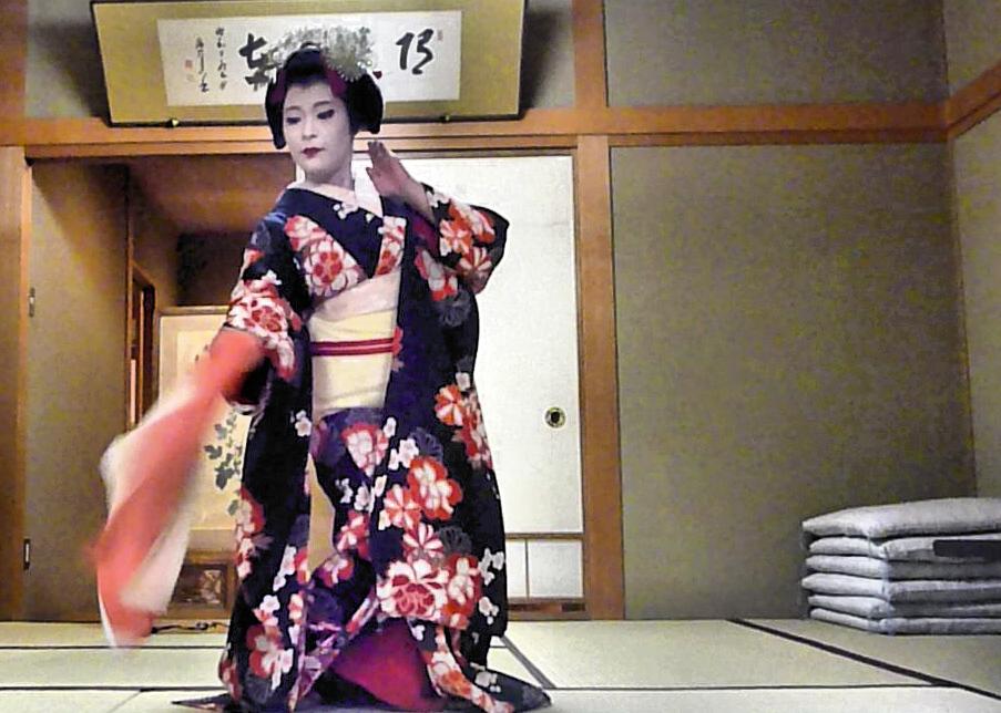 Miko dance