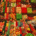Mil colores en la Boquería