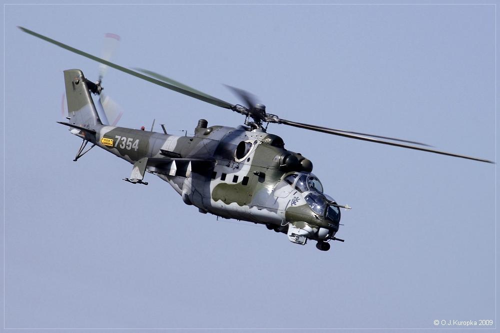 "~ Mil Mi-24 ""HIND"" ~ Tigermeet 2009"
