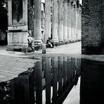 Milán a lo Bresson