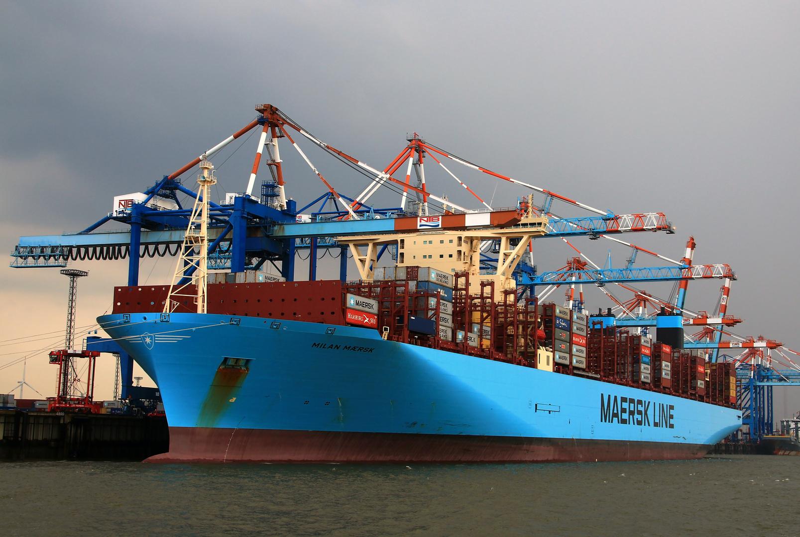 Milan Maersk