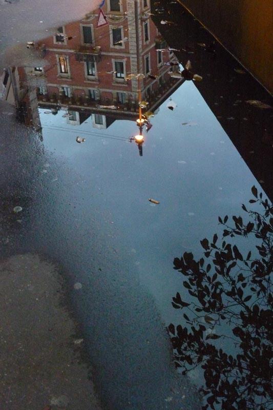 """Milano after rain"""