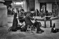 Milano, blues in Largo la Foppa