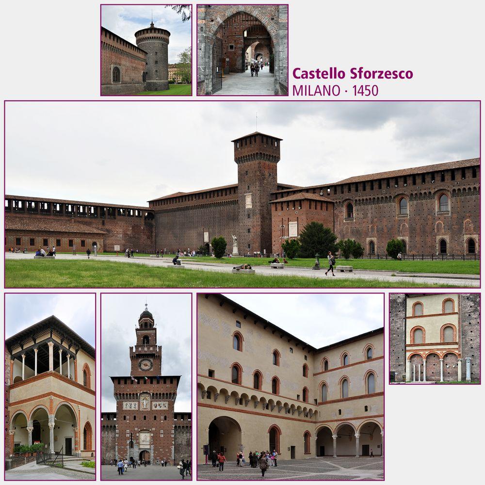Milano · Castello Sforzesco II