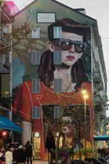 Milano, i nuovi murales
