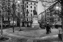 Milano, Largo la Foppa