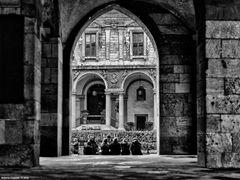 Milano, Piazza Mercanti