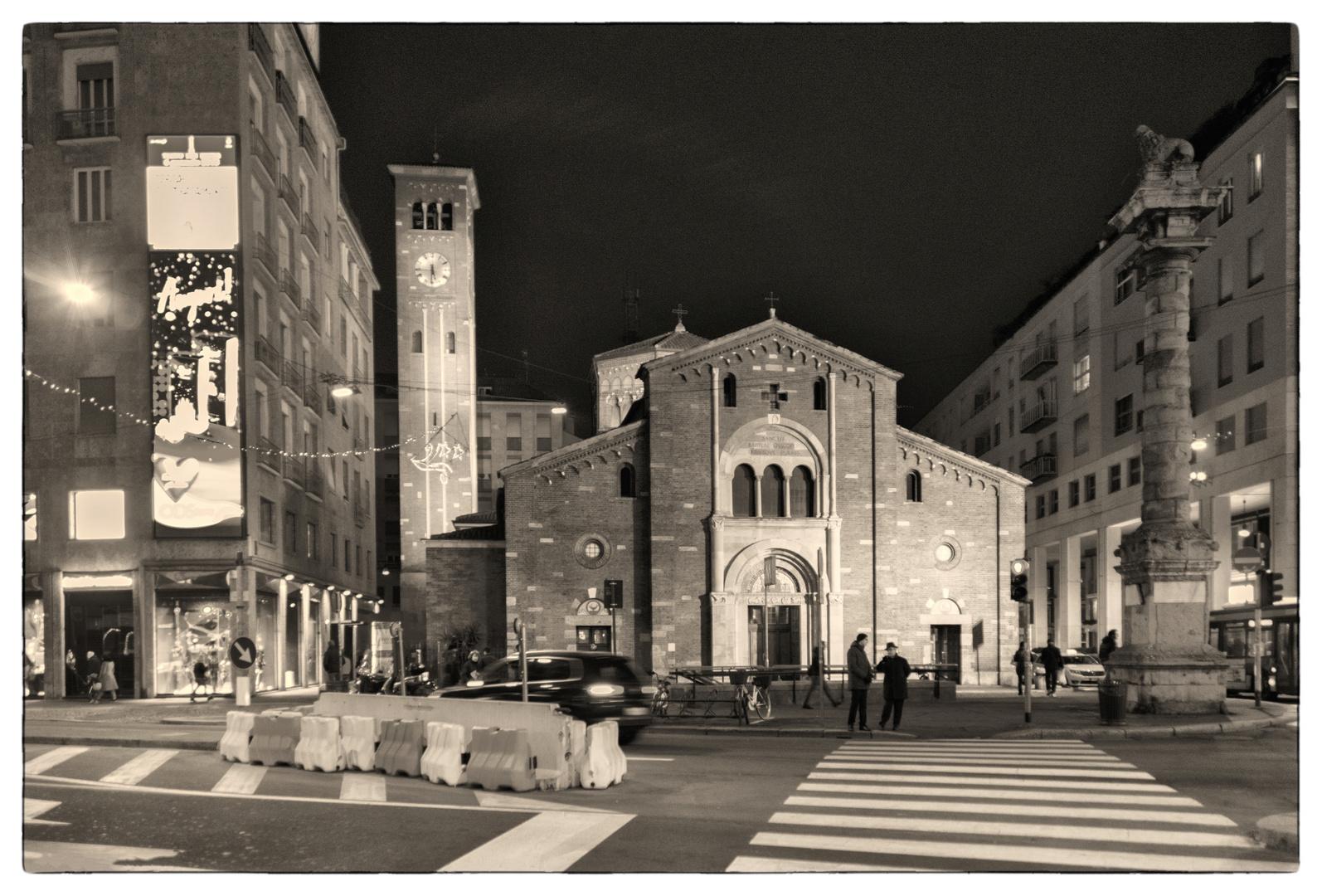 Milano, San Babila