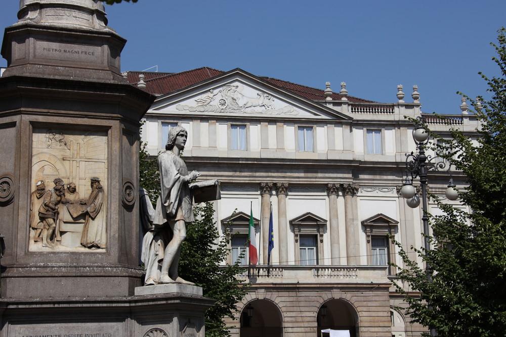 MILANO.Teatro Alla Scala