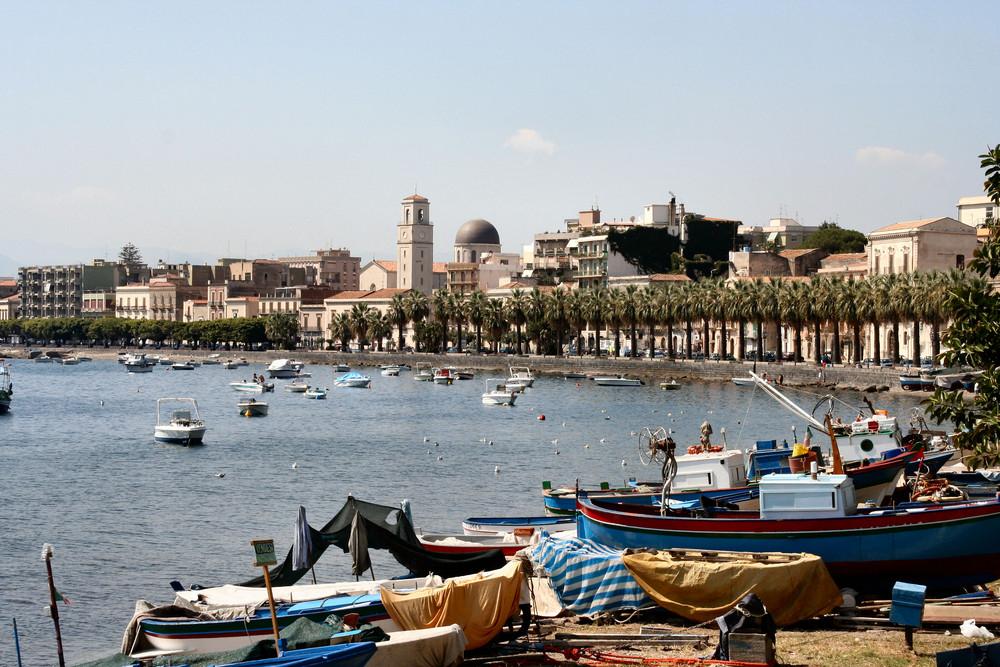Milazzo- Vaccarella il luogo dei pescatori