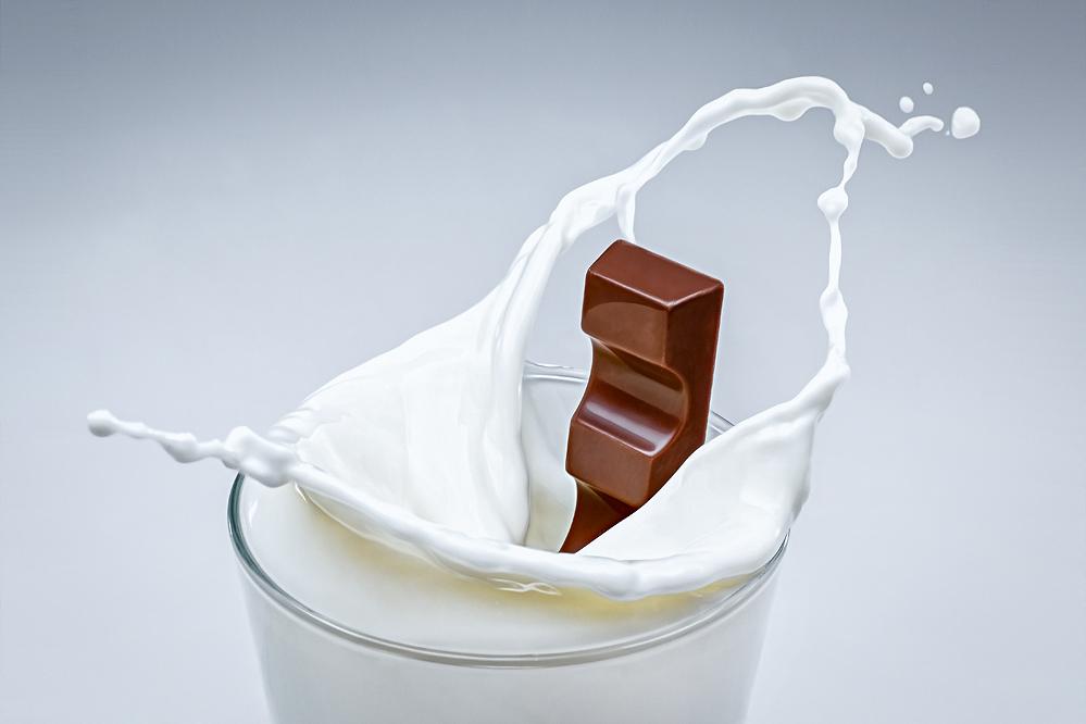 Milch & Schokolade