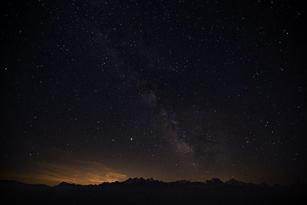 Milchstrasse-über-den-Alpen