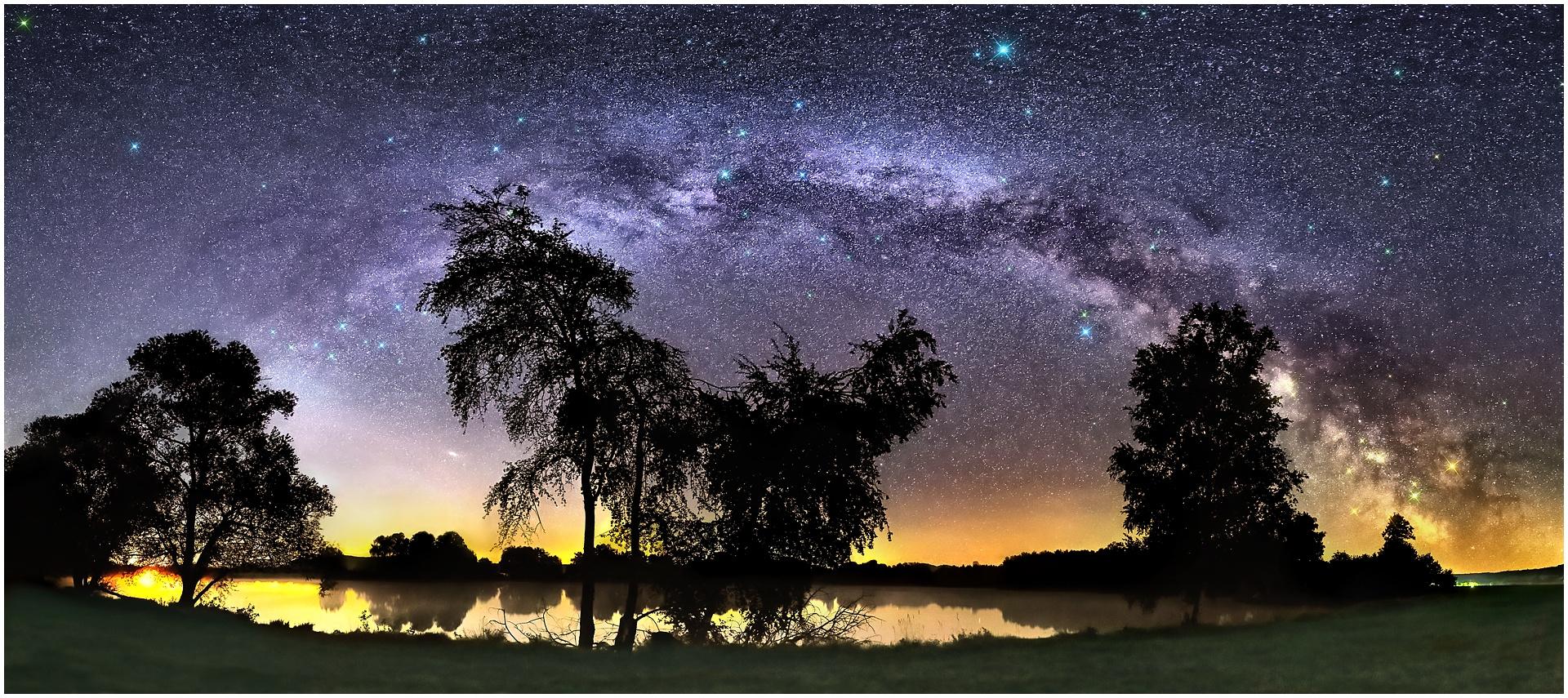 Milchstraßenbogen