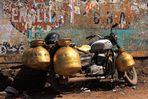 Milchtransporter