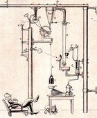 Milchüberkoch-Verhütungsmaschine