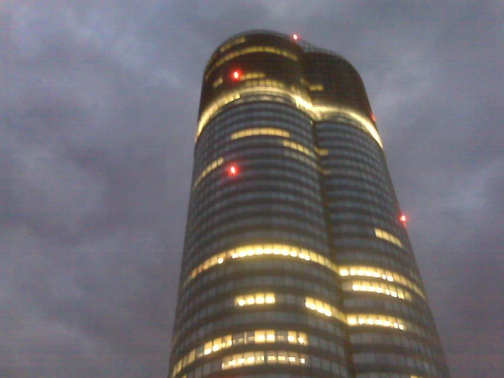 Milenium Tower Oktober 2008