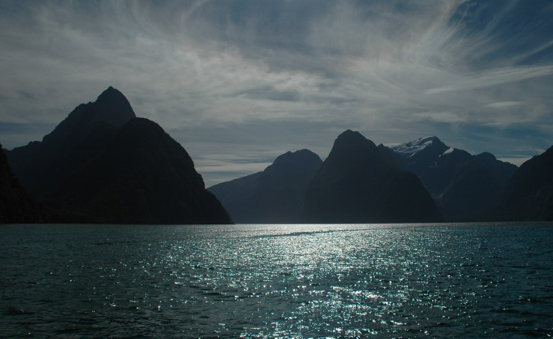Milford Sound die 101te