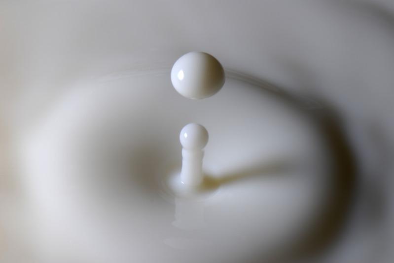 Milk Drop 6