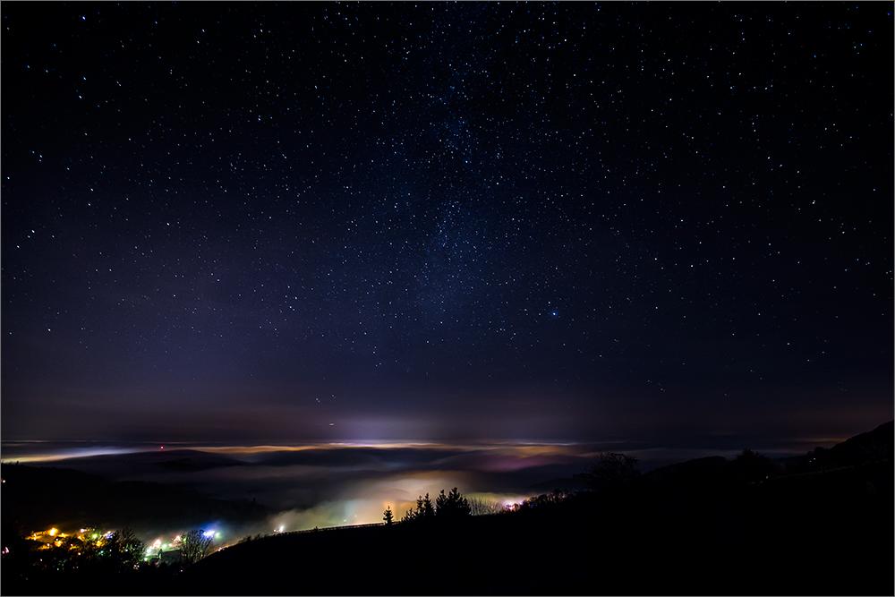 Milkyway & Fog