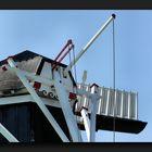 Mill 'Bovenrijge' in Ten Boer