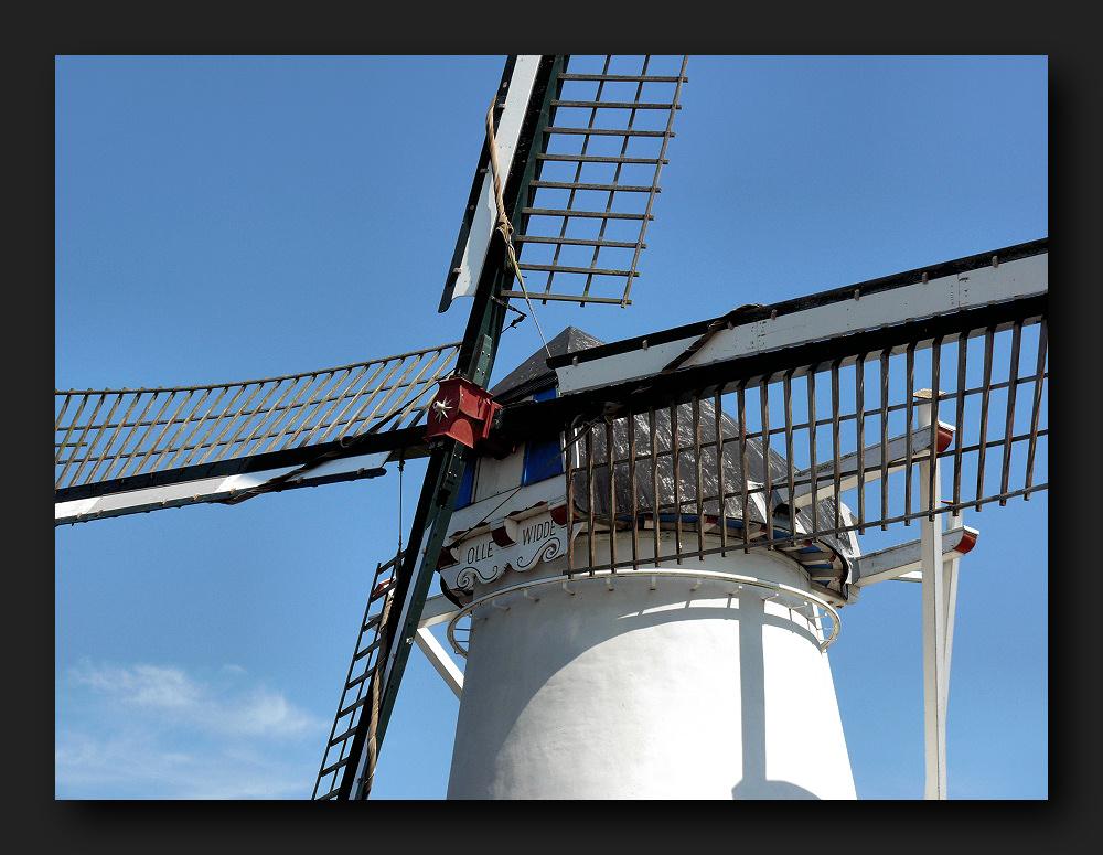Mill 'Olle Widde' in Ten Post