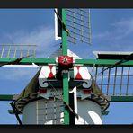 Mill 'Widde Meuln' in Ten Boer